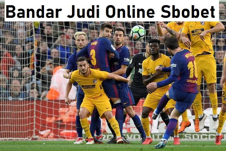 Bandar Judi Online Sbobet